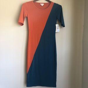 LulaRoe Julia MIDI Dress